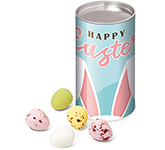 Eco Snack Tube - Speckled Chocolate Eggs - Small