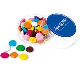 Maxi Round Sweet Pots - Chocolate Beanies
