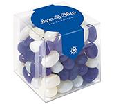 Clear Cube - Gourmet Jelly Beans
