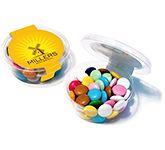 Eco Midi Pots - Chocolate Beanies