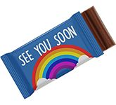 12 Baton Chocolate Bar