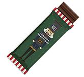 12 Baton Chocolate Bar - Christmas