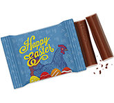 3 Baton Chocolate Bar - Easter