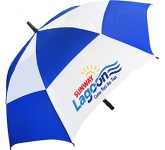 Autovent Printed Sports Umbrella