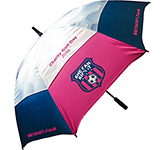 Fibrestorm Auto Vented Golf Umbrella