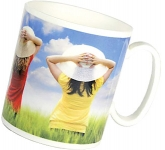 Prismatic Panoramic Recycled Mug