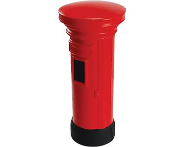 Pillar Box Stress Toys