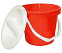 Charity Collection Buckets  by Gopromotional - we get your brand noticed!