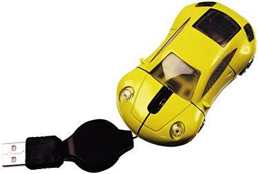 Mini Car Computer Mice