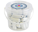 Mini Sweet Buckets - Chalk Torpedos  by Gopromotional - we get your brand noticed!