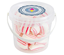 Mini Sweet Buckets - Peppermint Pillows  by Gopromotional - we get your brand noticed!