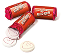 Individual Love Heart Rolls  by Gopromotional - we get your brand noticed!