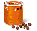 Large Sweet Paint Tins - Milk Chocolate Malt Balls  by Gopromotional - we get your brand noticed!