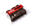 Large Sweet Pouches - Chocolate Jesters  by Gopromotional - we get your brand noticed!