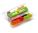 Large Sweet Pouches - Jelly Babies  by Gopromotional - we get your brand noticed!