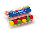 Large Sweet Pouches - Skittles  by Gopromotional - we get your brand noticed!