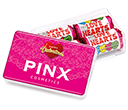 Maxi Rectangular Sweet Pots - Love Hearts  by Gopromotional - we get your brand noticed!
