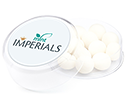 Maxi Round Sweet Pots - Imperial Mints  by Gopromotional - we get your brand noticed!