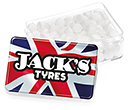 Midi Rectangular Sweet Pots - Mini Mints  by Gopromotional - we get your brand noticed!