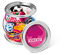 Mini Sweet Buckets - Retro Sweets  by Gopromotional - we get your brand noticed!