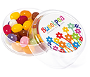 Maxi Round Sweet Pots - Gourmet Jelly Beans  by Gopromotional - we get your brand noticed!