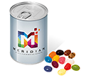 Ring Pull Sweet Tins - Gourmet Jelly Beans  by Gopromotional - we get your brand noticed!