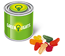 Small Sweet Paint Tins - Wine Gum Tools  by Gopromotional - we get your brand noticed!