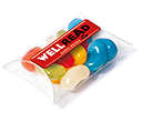Small Sweet Pouches - Jelly Beans  by Gopromotional - we get your brand noticed!