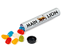 Sweet Tubes - Jelly Beans  by Gopromotional - we get your brand noticed!