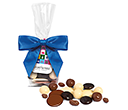 Swing Tag Sweet Bags - Chocolate Solars  by Gopromotional - we get your brand noticed!