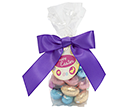 Swing Tag Sweet Bags - Foil Wrapped Chocolate Eggs  by Gopromotional - we get your brand noticed!