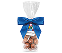 Swing Tag Sweet Bags - Milk Chocolate Malt Balls  by Gopromotional - we get your brand noticed!