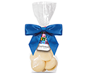 Swing Tag Sweet Bags - White Chocolate Buttons  by Gopromotional - we get your brand noticed!