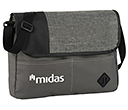 Silkstone Convention Messenger Bags  by Gopromotional - we get your brand noticed!