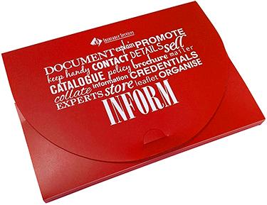Event A5 Polypropylene Carry Cases