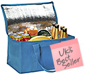 Summer Fresh 12 Can Foldable Cooler Bags  by Gopromotional - we get your brand noticed!