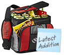 Sportsline 24 Can Easy Access Cooler Bags  by Gopromotional - we get your brand noticed!