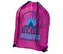 Streetlife Premium Nylon Drawstring Bags  by Gopromotional - we get your brand noticed!
