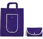 Rainham Fold Up Shopping Bag  by Gopromotional - we get your brand noticed!