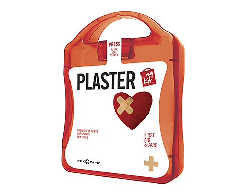 Plaster First Aid Survival Case