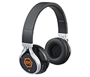 Chaos Bluetooth Headphones  by Gopromotional - we get your brand noticed!