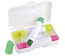 Gel Highlighter Crayons  by Gopromotional - we get your brand noticed!