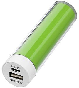 Cylinder Power Banks - 2200mAh