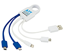 Squid 5-in-1 USB Charging Cables  by Gopromotional - we get your brand noticed!