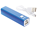 Metallic Power Banks - 2200mAh  by Gopromotional - we get your brand noticed!