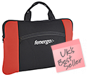 "Value Neoprene 15"" Laptop Sleeves  by Gopromotional - we get your brand noticed!"