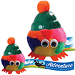 Bobble Hat Hatted Logobugs  by Gopromotional - we get your brand noticed!