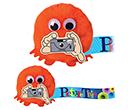 Camera Handholder Logobugs  by Gopromotional - we get your brand noticed!