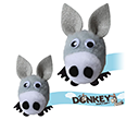 Donkey Logobugs  by Gopromotional - we get your brand noticed!