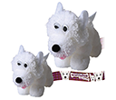 Large Scottie Dog Logobugs  by Gopromotional - we get your brand noticed!